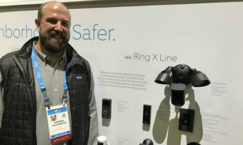 Ring Introduces Exclusive Pro-Install Equipment Line at CES