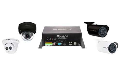 ELAN Reveals New Lineup of Surveillance Products Featuring Analytics, Auto-Config & More