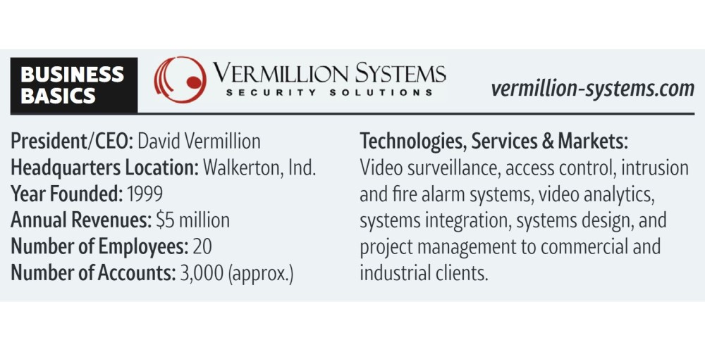Integrator of the Month: Vermillion Systems