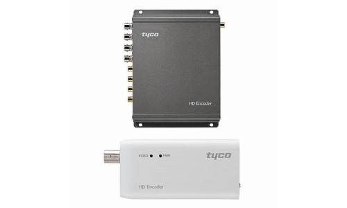 Johnson Controls Introduces Tyco HD Encoder for Analog, IP Integration