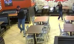 Top 9 Surveillance Videos of the Week: Off-Duty Cops on Date Thwart Robbery