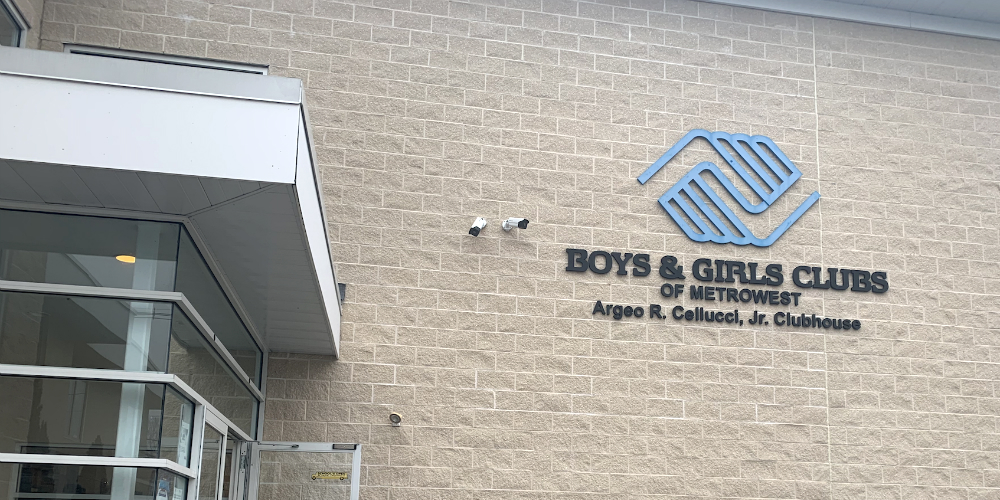 Boys & Girls Clubs of MetroWest Gets Security, Audio Makeover