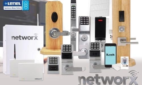 Alarm Lock Integrates Wireless Networx Locks With LenelS2 OnGuard Version 7.6