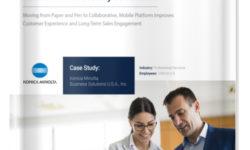 System Design Goes Digital for Konica Minolta Security Sales Team