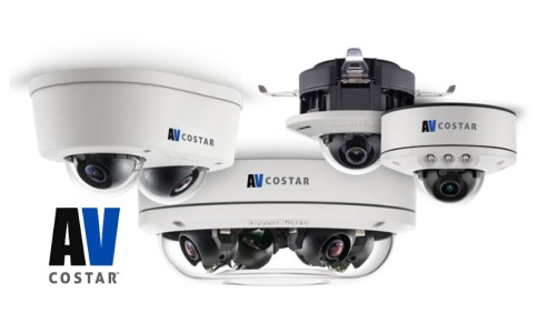 Arecont Vision Costar Expands Megapixel Camera Series With 4 Additions