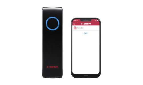 Identiv Introduces Credential-Free, Mobile-Based Access Control System