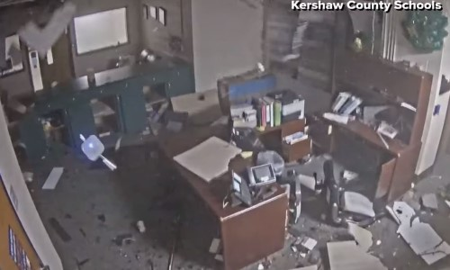 Top 9 Surveillance Videos of the Week: Tornado Destroys High School