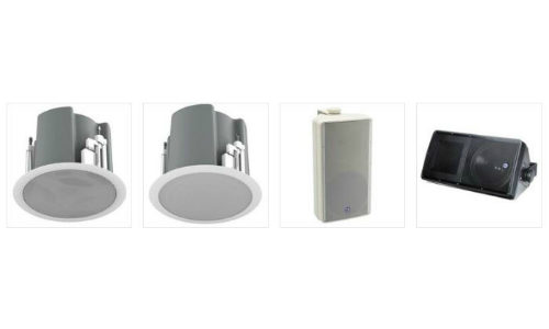 AtlasIED Releases UL Listed Speakers for Fire Signaling and Alarms