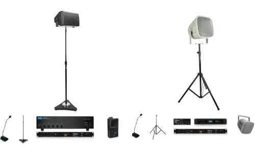 AtlasIED Releases Portable Indoor/Outdoor Public Address Systems