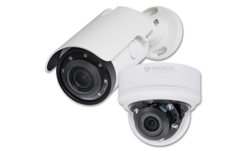March Networks Releases New Line of 6MP AI Cameras
