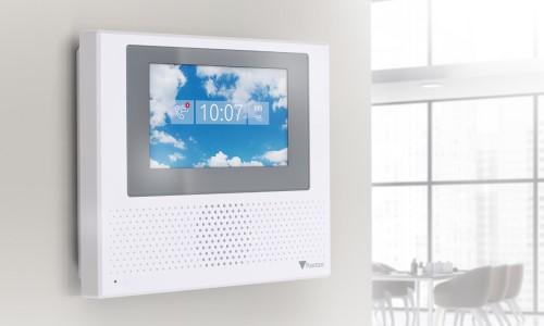 Paxton Unveils New Touchscreen Monitor, Wireless Door Handle