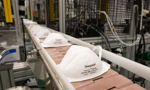 Honeywell Converts Factories to Produce N95 Masks