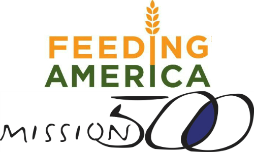 Mission 500 Teams With Feeding America to Provide 1M Meals
