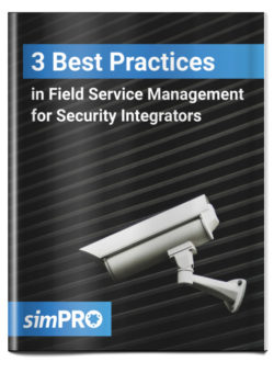 Read: 3 Best Practices in Field Service Management for Security Integrators