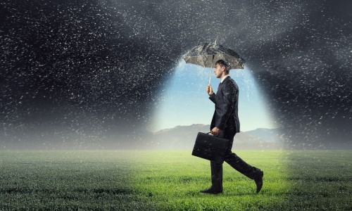 How to Weather a Perfect Sales Storm
