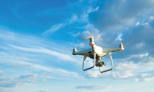 How COVID-19 Pandemic May Boost Use of Robots & Drones