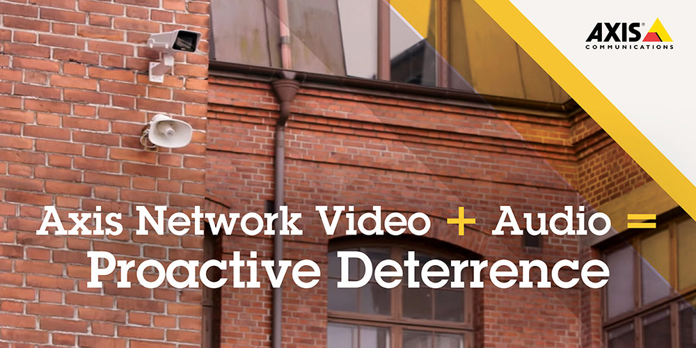 See Something. Say Something. Do Something. From Passive Surveillance to Active Deterrence With Network Audio.