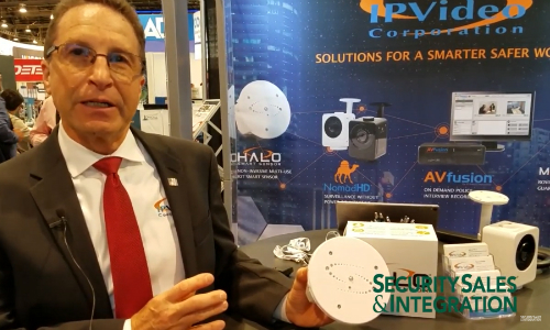 Connect ONE Integrates HALO IoT Smart Sensor From IPVideo Corp.