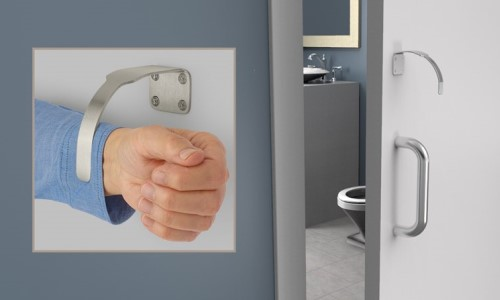 ASSA ABLOY Introduces Hands-Free Door Opening Solutions