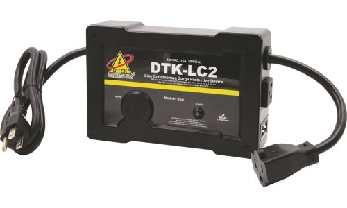 DITEK Releases Power Line Conditioner With Embedded Surge Protection