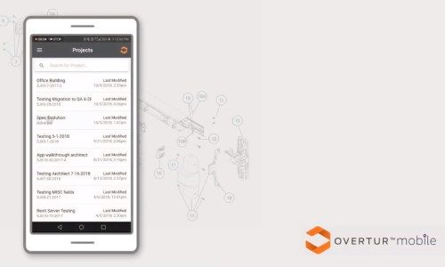 Allegion's New Site Survey Tool for Overtur Mobile Enhances Collaboration
