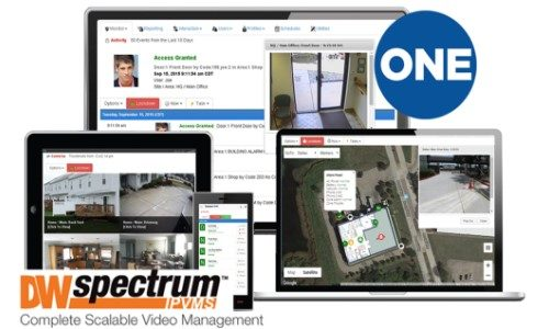 Read: Connect ONE Integrates With Digital Watchdog Spectrum VMS