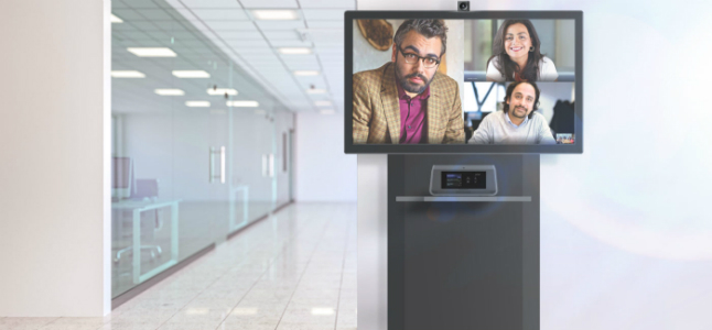 Crestron Flex R-Series Enables Unified Communications Anywhere