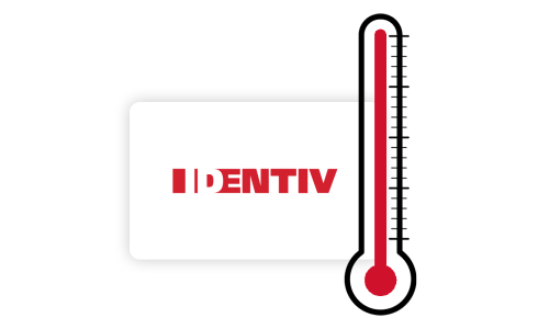 Identiv Unveils NFC-Enabled Body Temperature Measurement Patch