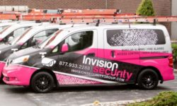 Read: How Invision Security Won the 2020 SAMMY Award for Best Vehicle Graphics Design