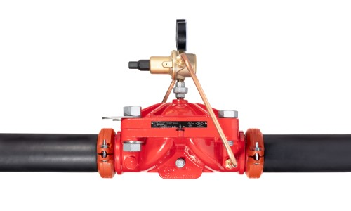 Johnson Controls Reveals New Tyco Pressure Control Valves