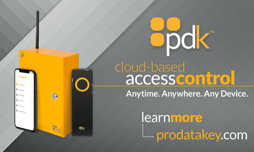 "Discover ""Touch-Free"" Cloud Based Access Control"