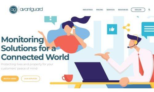 How AvantGuard & 3SI Won the 2020 SAMMY Award for Best Website Design