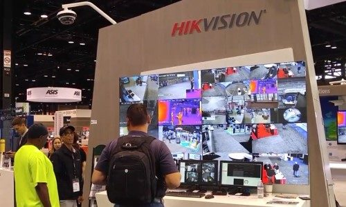 Hikvision Among Companies Declared by DOD to Be Backed by Chinese Military