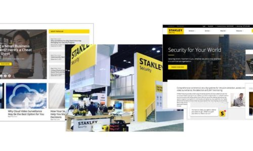How Stanley Security Won the 2020 SAMMY Award for Best Overall Marketing Program (Large Company)
