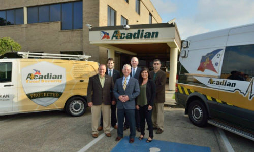 Acadian Total Security Goes Over and Above to Support Customers