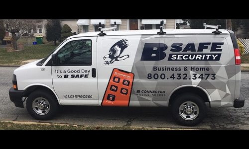 How B Safe Security Takes the Initiative to Stay on Top