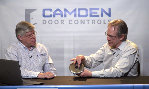Camden Supports SureWave Touchless Switches With New Video Series