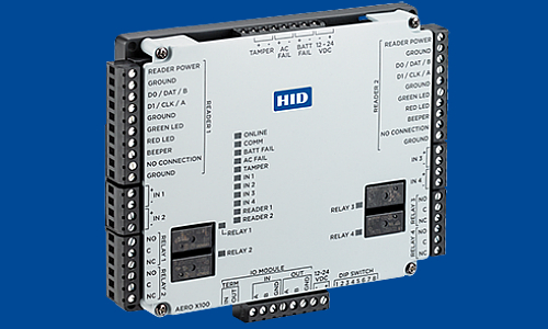 HID Global Introduces HID Aero Platform With Open Architecture