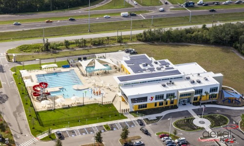 Integrator Augments Tampa YMCA Security With 3xLOGIC's VIGIL VMS