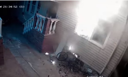 Top 5 Surveillance Videos of the Week: Man Accidentally Burns Down House With Fireworks