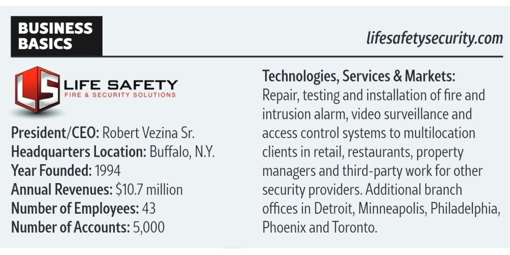Integrator of the Month: Life Safety Engineered Systems