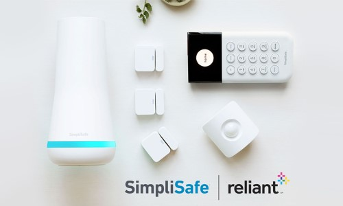 Energy Provider Reliant Partners With SimpliSafe to Offer Customers DIY Security