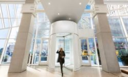 Boon Edam's Latest Revolving Door Receives UL Certification