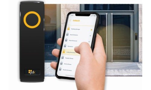 ProdataKey Adds Contactless, Multisite Features to Touch Reader & Mobile App