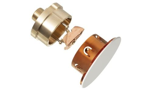 Johnson Controls Expands Line of Tyco Commercial Fire Products With Concealed Sidewall Sprinkler