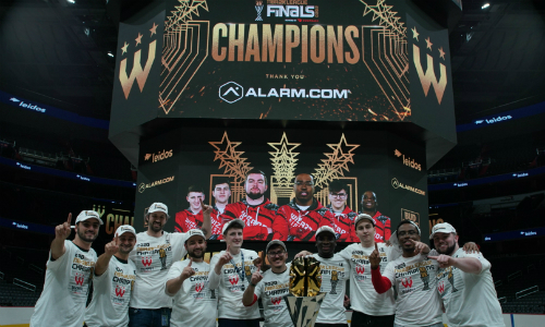 Alarm.com-Sponsored Wizards District Gaming Crowned NBA 2K League Champs