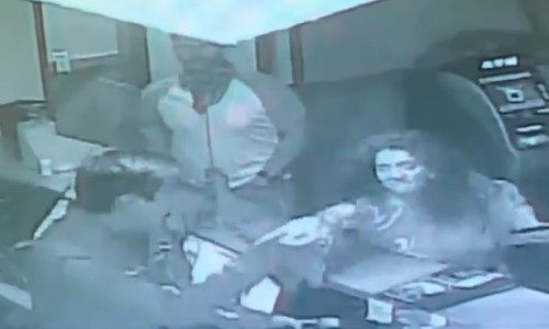 Top 5 Surveillance Videos of the Week: Customer Turns Violent After Being Asked to Wear Mask