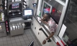 Top 5 Surveillance Videos of the Week: Irate Customer Trashes Wendy's Via Drive-Thru Window
