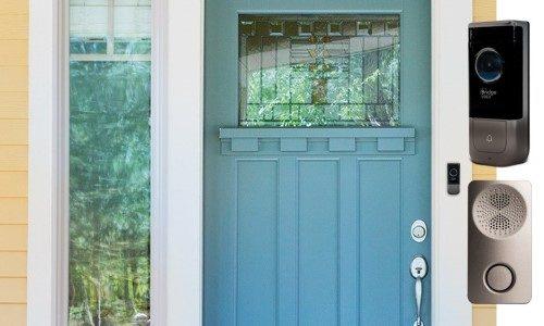 Napco Unveils New Chime Option for iBridge Video Doorbell