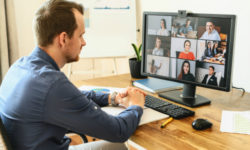 Here to Stay Post Pandemic: Video Conferencing, Collaboration and AI